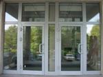 алюминиевые двери Воронеж