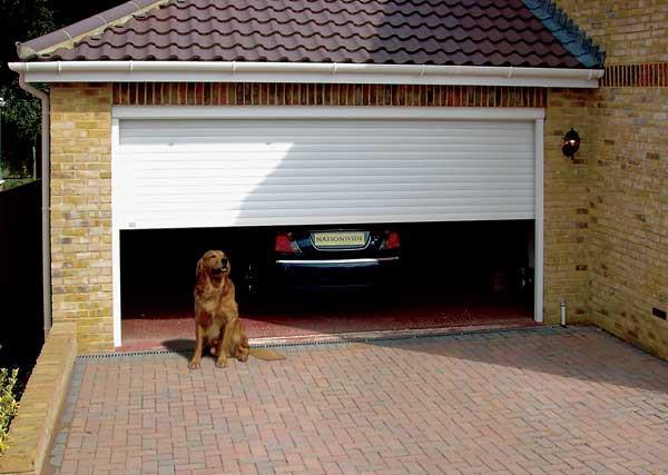 Автоматические гаражные ворота выбор