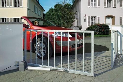 Автоматика для ворот виды